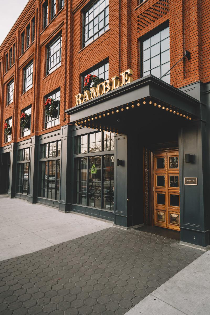Ramble Hotel