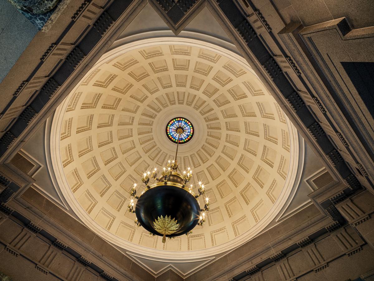 Weimann Metalcraft dome