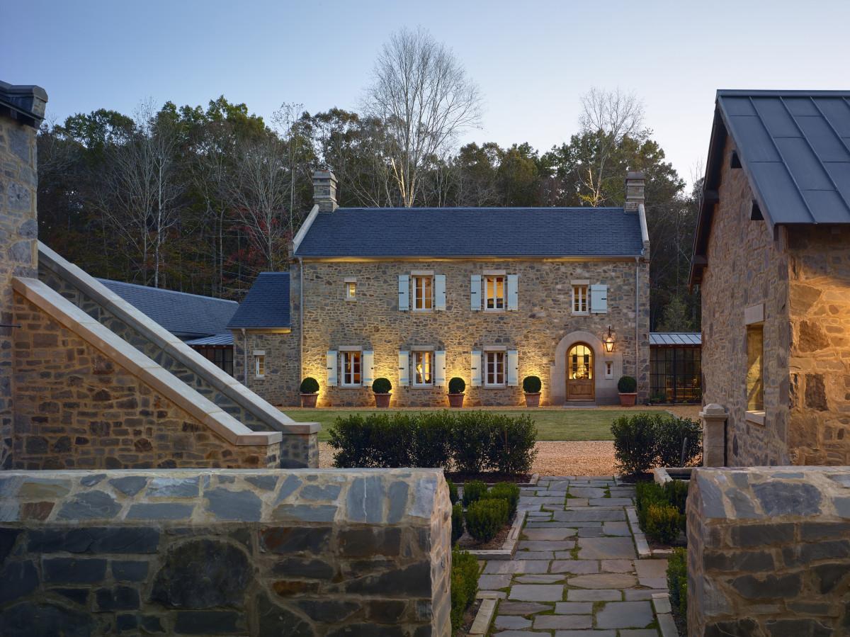 Stukes Residence, Nequette Architecture & Design, Palladio Award