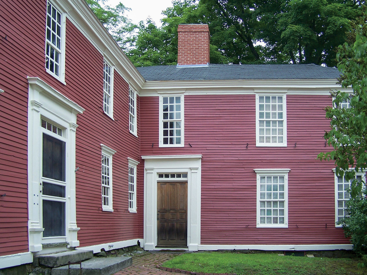Historic New England Gilman Garrison