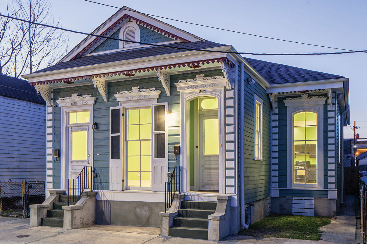 Iberville Offsites, New Orleans