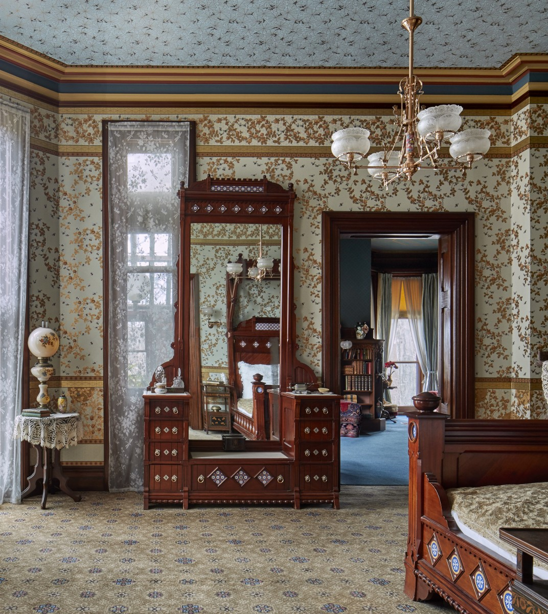 """John Canning and Co. for """"Mark Twain House & Museum"""""""