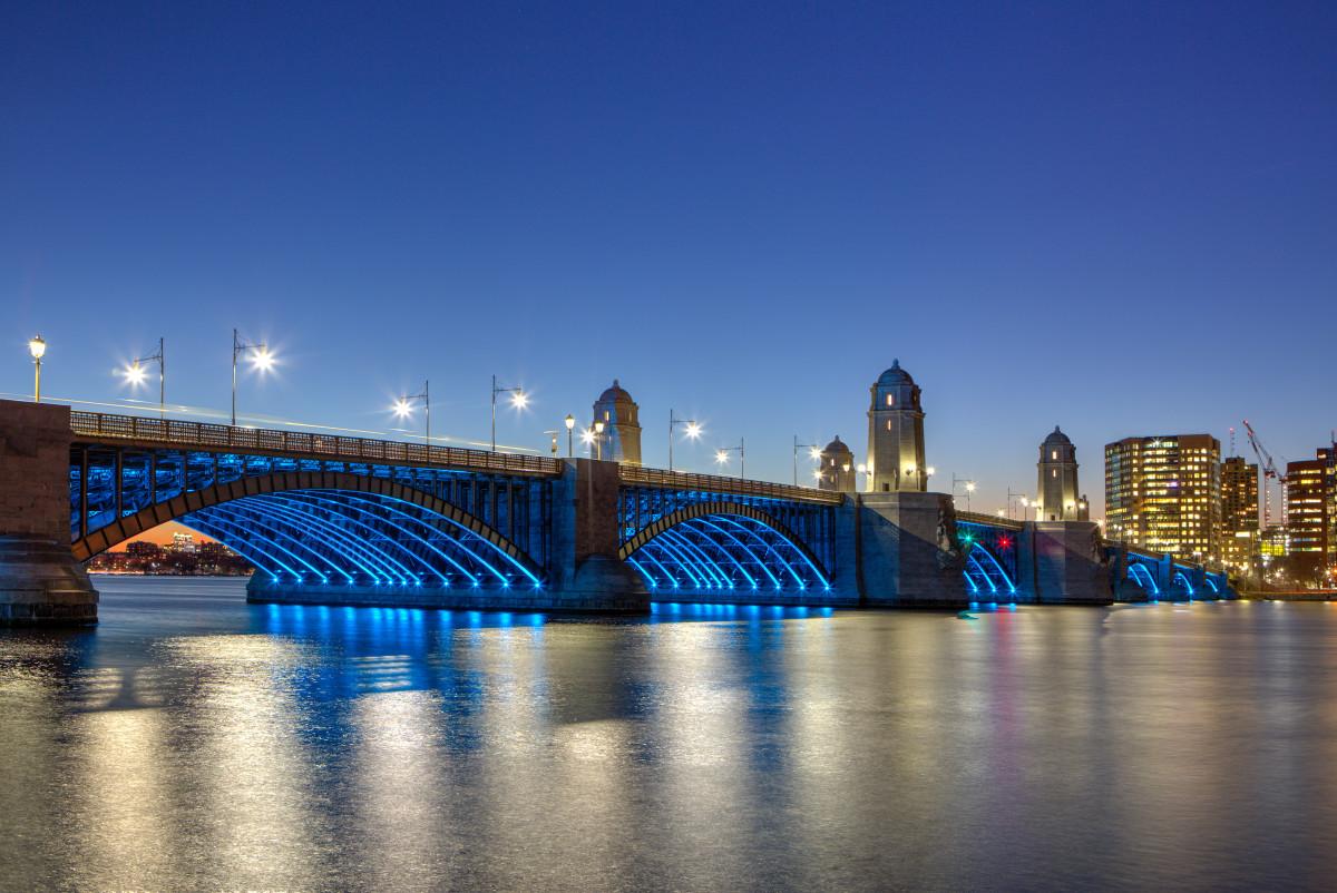 "Rosales and Partners for ""Longfellow Bridge Restoration"""