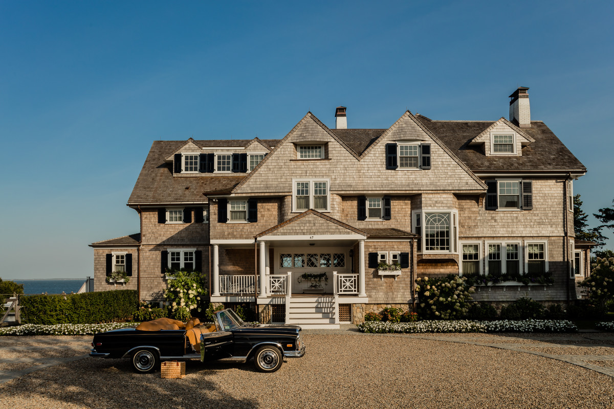 """Patrick Ahearn Architect for """"Nantucket Sound Overlook"""""""