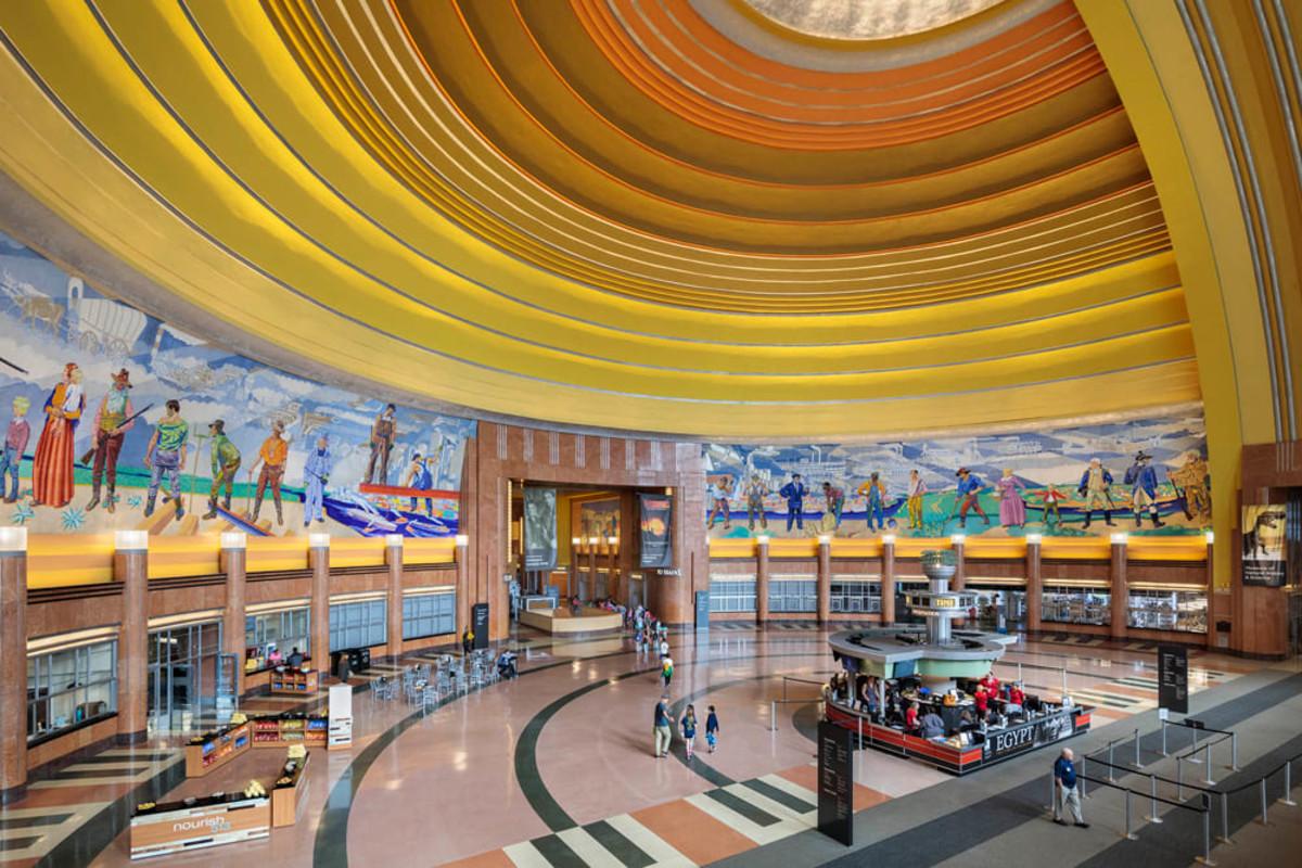The Restoration and Rehabilitation of Cincinnati Union Terminal