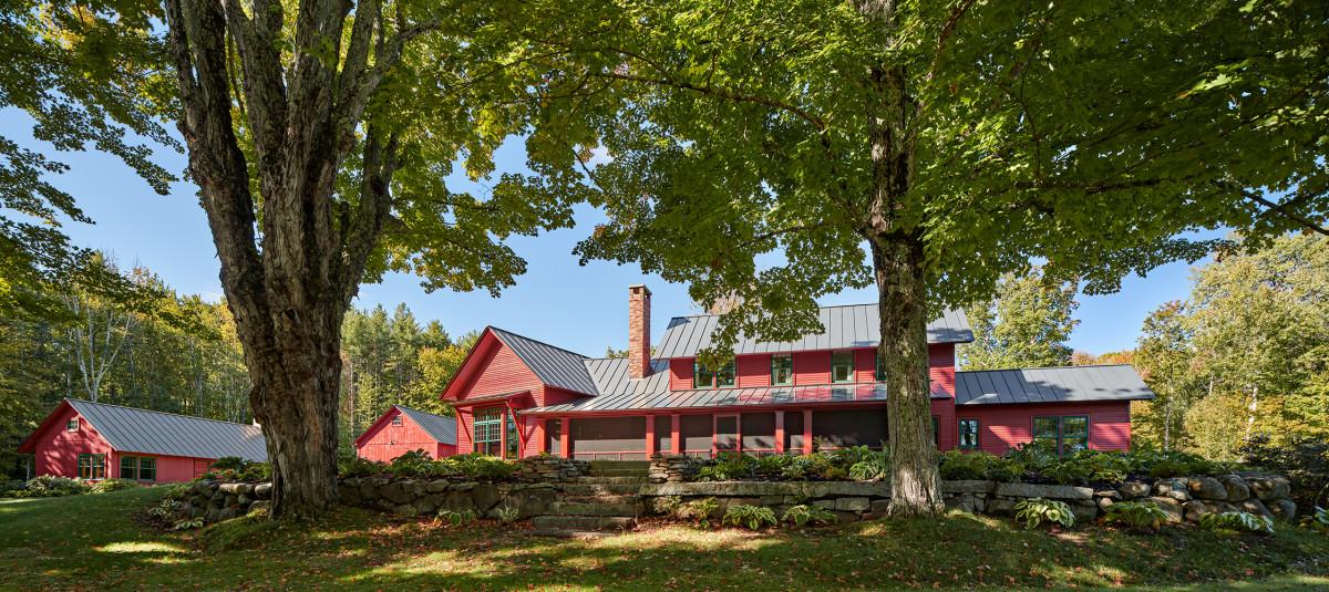 Pond Farm, Albert, Righter & Tittmann Architects Inc.