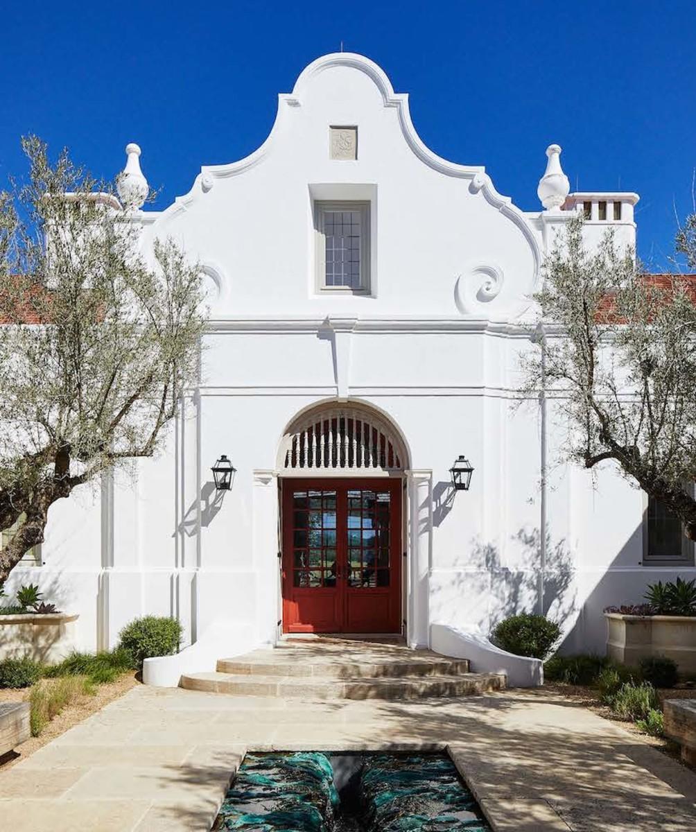 Rancho Sabino Grande, Michael G. Imber, Architects
