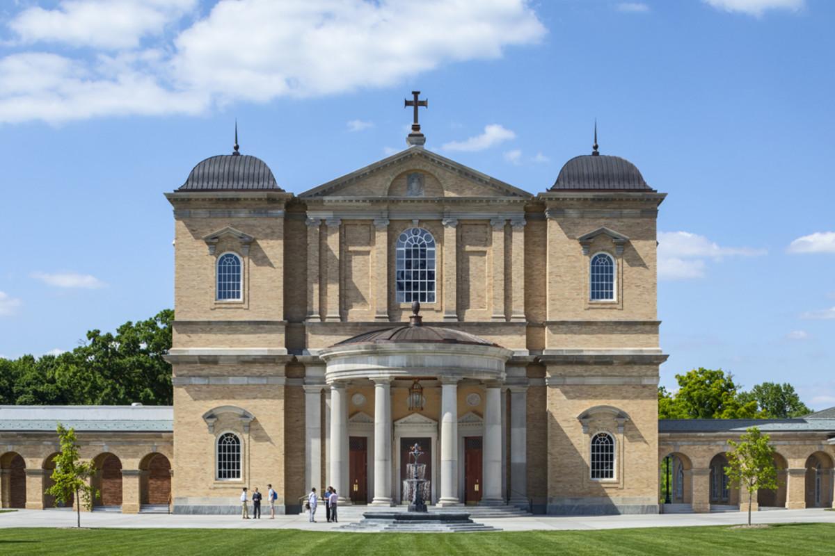 Christ Chapel, Duncan G. Stroik Architect