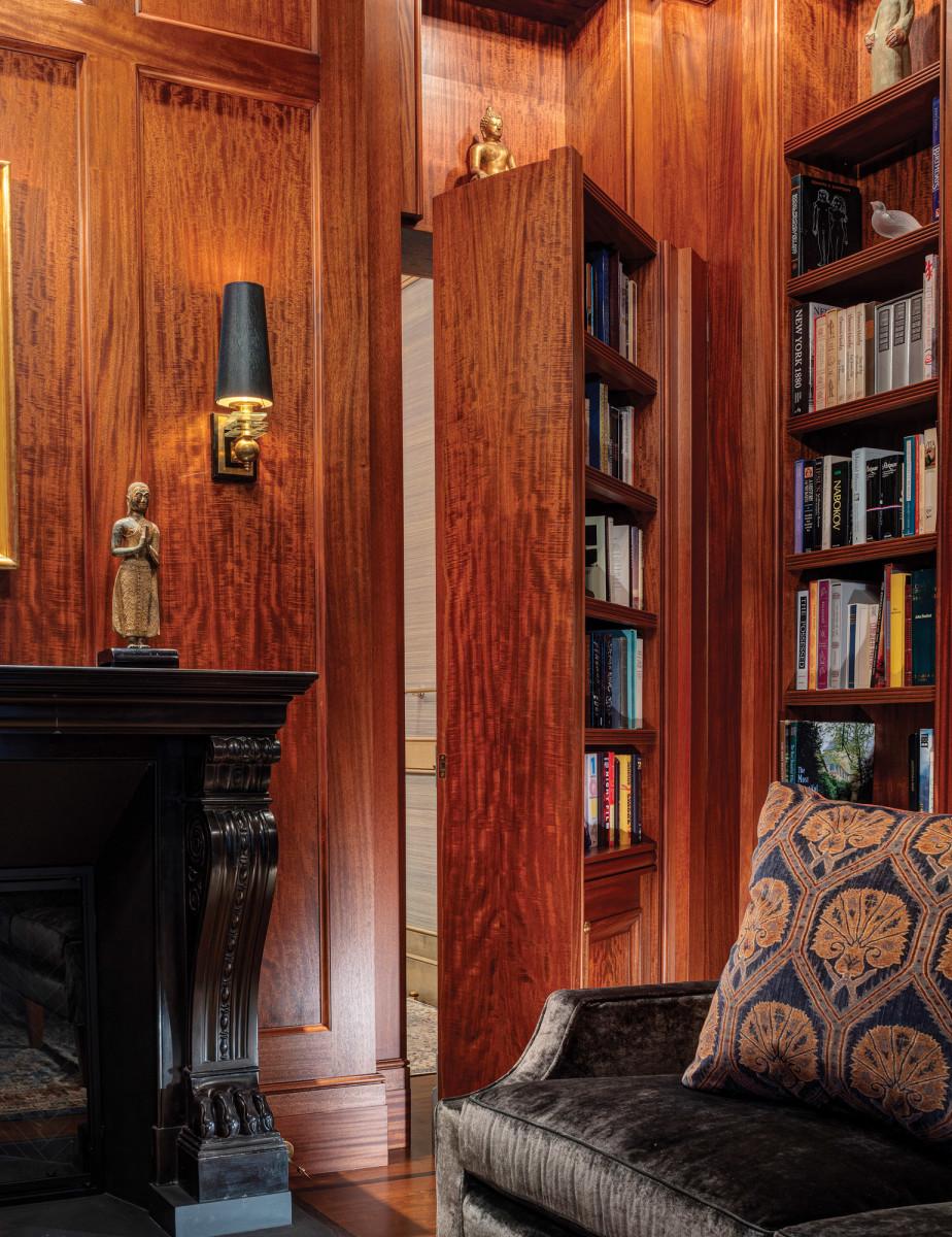 Atherton, bookshelf, Zespa